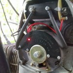 a new ignition system on a Dnipro engine