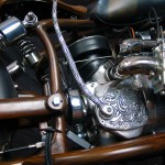 a nicely decorated gear box