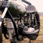 a closer look on the Ural racer