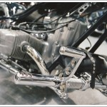 a closer look on custom foot pegs and levers