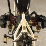 a view from the top on the Rising bobber