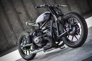 another view on the Diablo Ural motorcycle